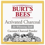 Burt's Bees Activated Coconut Charcoal Powder for Teeth Whitening