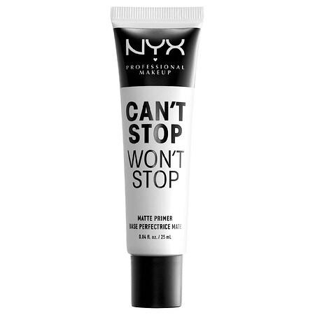 NYX Professional Makeup Can't Stop Won't Stop Matte Primer - 0.84 fl oz