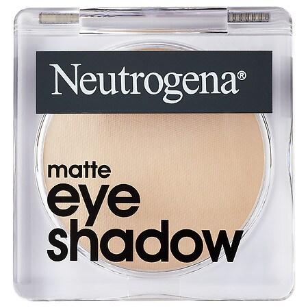 Neutrogena Matte Eye Shadow With Vitamin E, Toasted Eggshell - 0.11 oz.