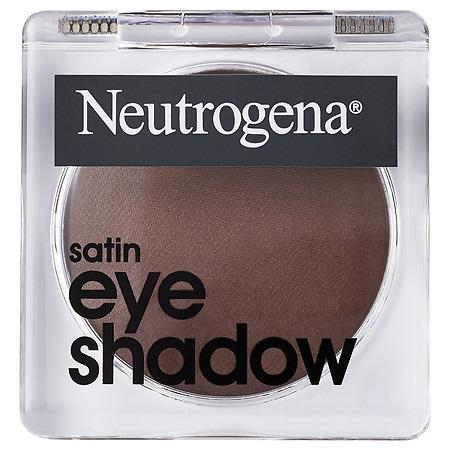 Neutrogena Satin Eye Shadow With Vitamin E, Bronzed Leather - 0.11 oz.