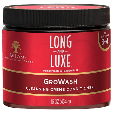 Long & Luxe Gro Wash - 16 oz.