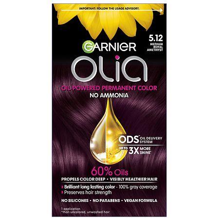 Garnier Olia Oil Powered Permanent Hair Color - 1.0 ea