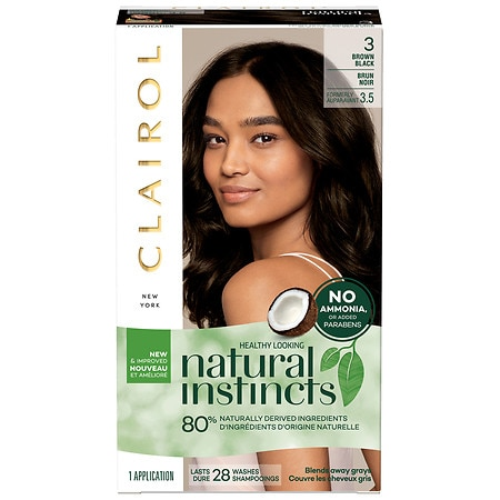 Clairol Natural Instincts Hair Color - 1.0 ea