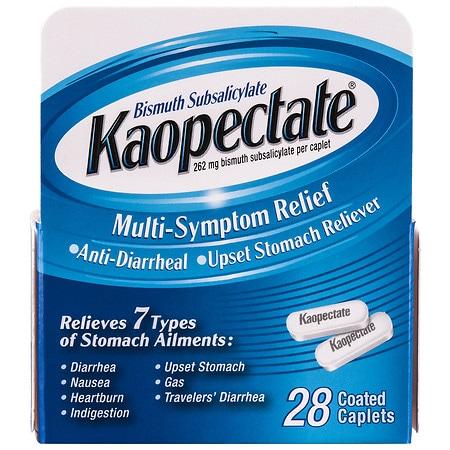 Kaopectate Anti-Diarrheal Caplets - 28 ea