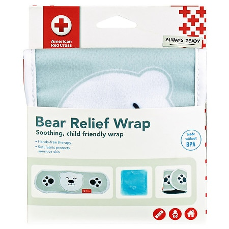 The First Years American Red Cross Bear Relief Wrap - 1 ea
