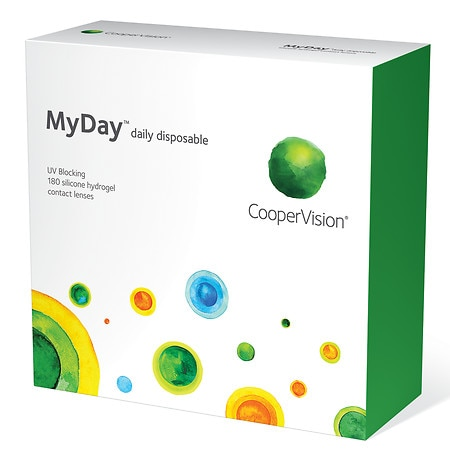 Image of MyDay Daily 180 Pk MyDay Daily Disposable 180 Pack - 1 Box