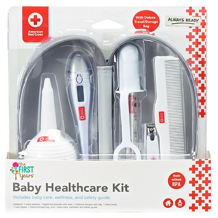 The First Years American Red Cross Baby Healthcare Kit - 1 ea