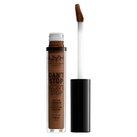 NYX Professional Makeup Can't Stop Won't Stop Concealer - 0.11 fl oz