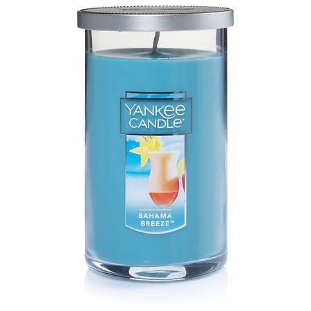 Yankee Candle Medium Perfect Pillar Bahama Breeze - 1 ea