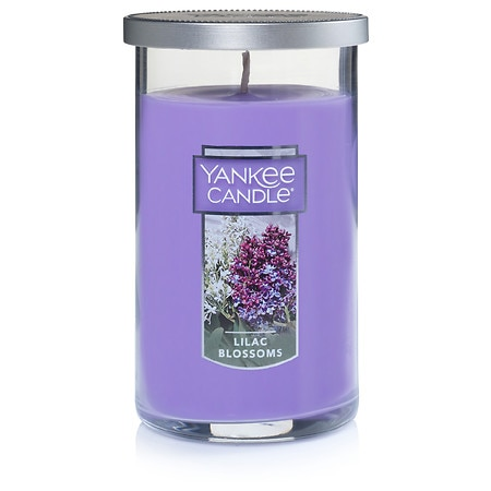 Yankee Candle Medium Perfect Pillar Lilac Blossom - 1 ea