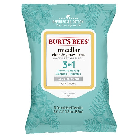 Micellar Cleansing Towelettes by Burt's Bees #17