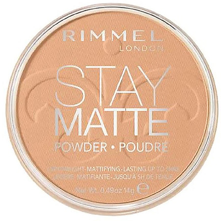 Rimmel Stay Matte Pressed Powder - 0.49 oz.