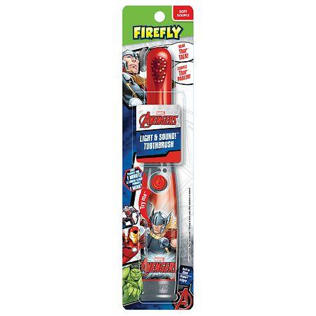 Firefly Kids! Avengers Light & Sound Toothbrush - 1 ea