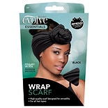 Evolve Head Wrap Scarf Black