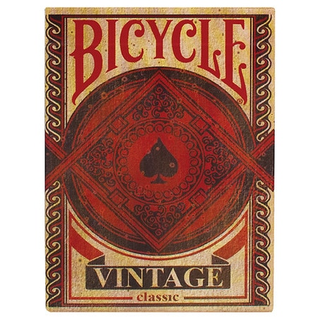 Bicycle Vintage Playing Cards - 1 ea