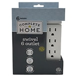 Living Solutions Swivel Outlet 2 USB Ports