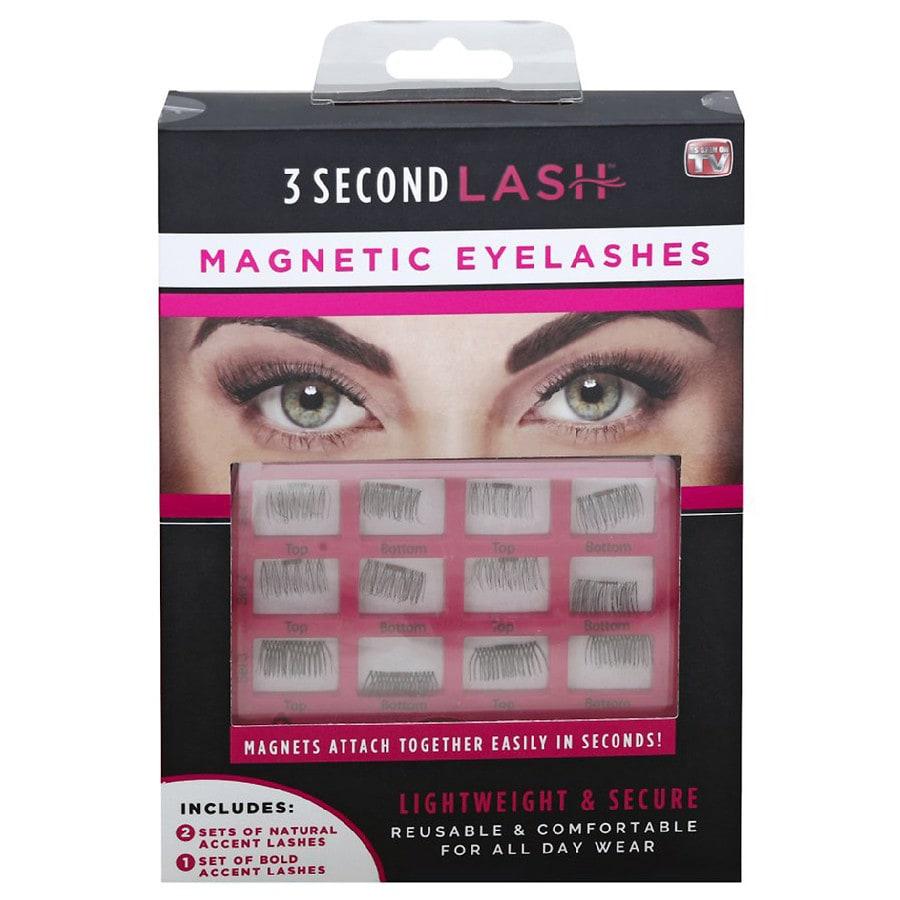 5d3bbc47891 3 Second Lash Magnetic Eyelashes Set   Walgreens