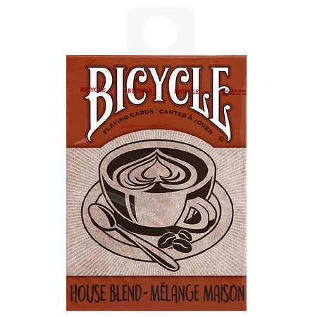 Bicycle Playing Cards House Blend - 1 ea