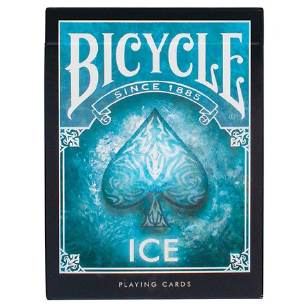 Bicycle Ice Playing Cards - 1 ea
