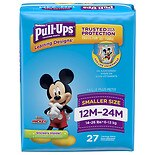 Huggies Pull-Ups For Boys, Potty Training Pants, 12-24M (14-26 lbs.)