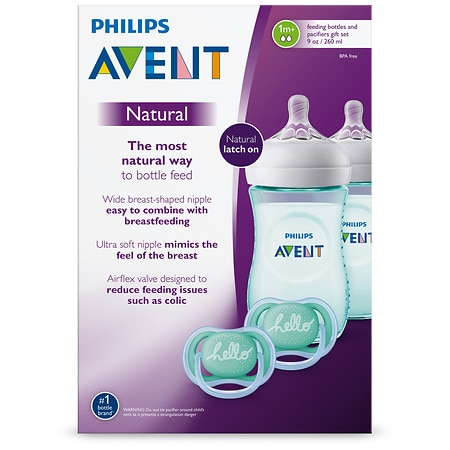 Avent Baby Bottle Gift Set - 1 ea