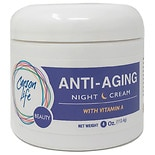 Carson Life Anti-Aging Night Cream
