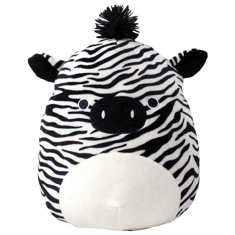 Squishmallow Zebra Plush 16 Inch Walgreens