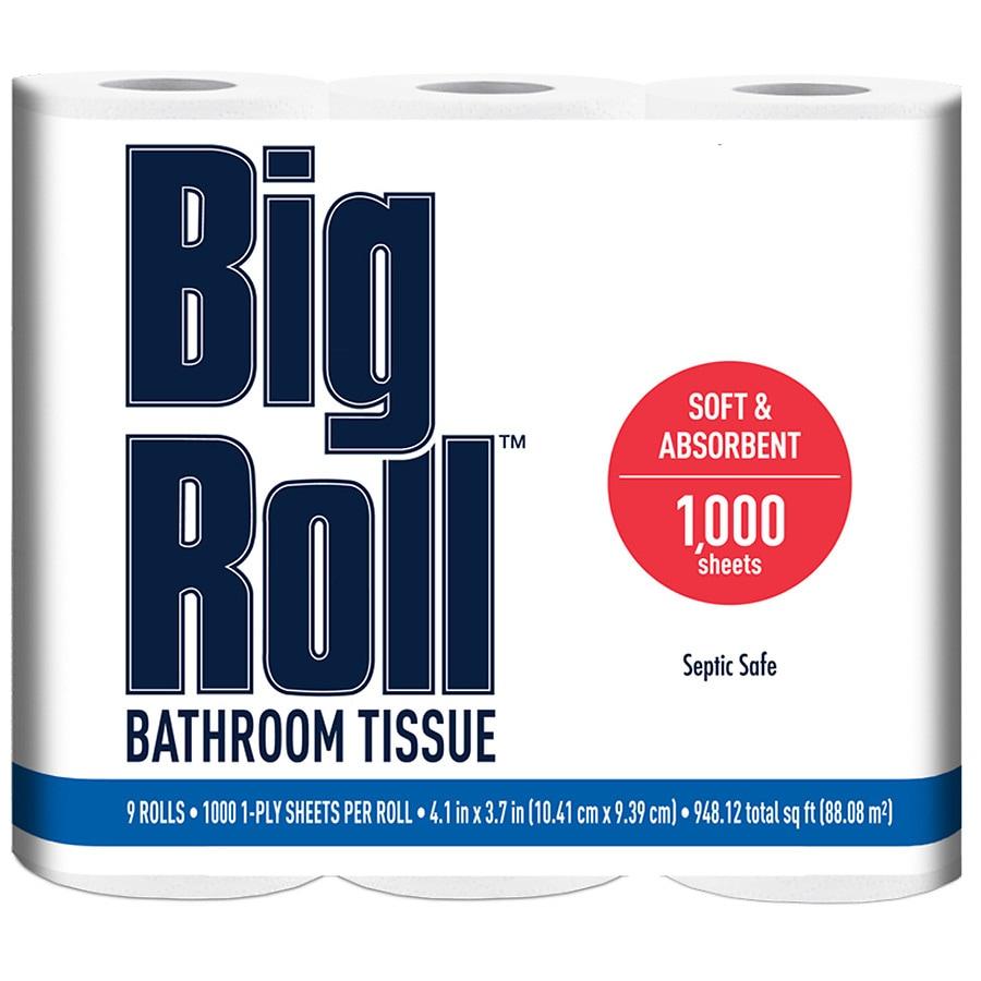 Big Roll Bathroom Tissue