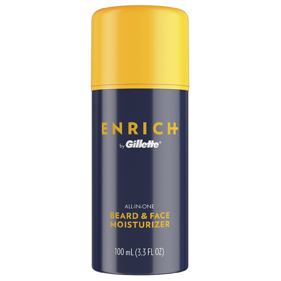 Gillette Enrich Beard & Face Moisturizer for Men