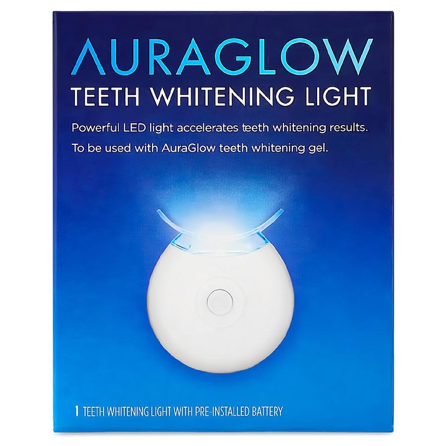 Auraglow Teeth Whitening Light Walgreens