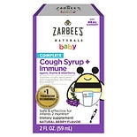ZarBee's Naturals Complete Cough Syrup plus Immunity Berry