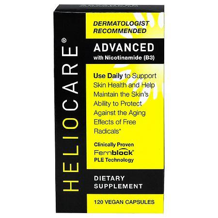 Heliocare Advanced with Nicotinamide (B3) Capsules - 120 ea