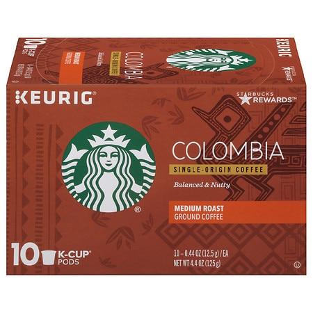 Medium Roast Ground Coffee K-Cup