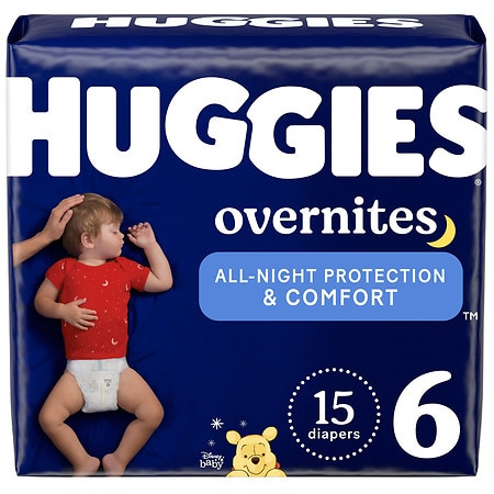 Kirk's Diapers, Size 6 - 15 ea