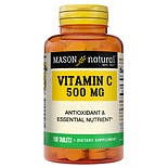 Buy 1 Get 1 50% OFF Mason Natural vitamins & supplements