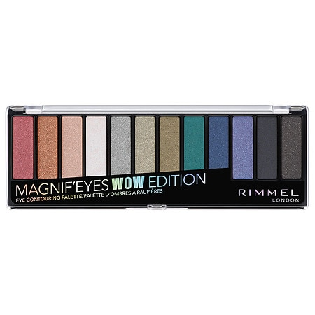 Rimmel Magnif'eyes Eyeshadow Palette - 0.5 oz.