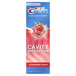 Crest Kid's Anticavity Cavity Protection Fluoride Toothpaste Strawberry Rush