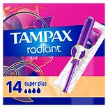 Tampax Radiant Tampons