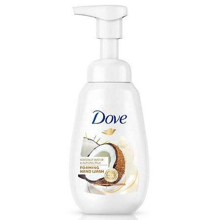Dove Coconut Water & Almond Milk Foaming Hand Wash - 6.8 fl oz