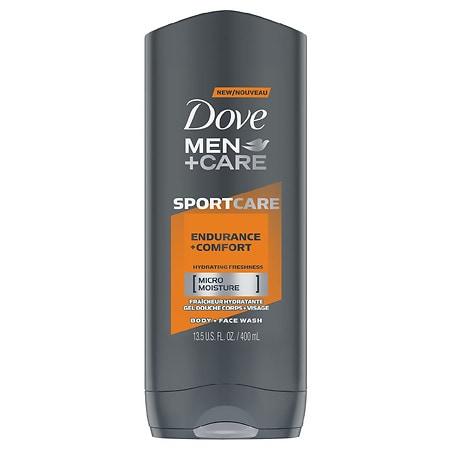 Dove Men+Care SportCare Endurance & Comfort Body Wash - 13.5 fl oz