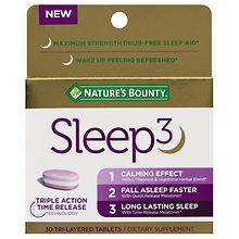 nature sleep bounty aid walgreens