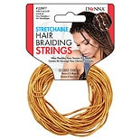 Donna Hair Braiding Strings Assortment