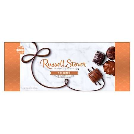 Russell Stover Fine Christmas Candy - 23.0 oz