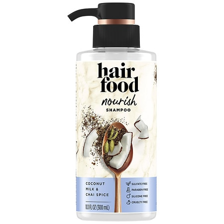 Hair Food Coconut & Chai Spice Nourishing Shampoo - 10.1 fl oz