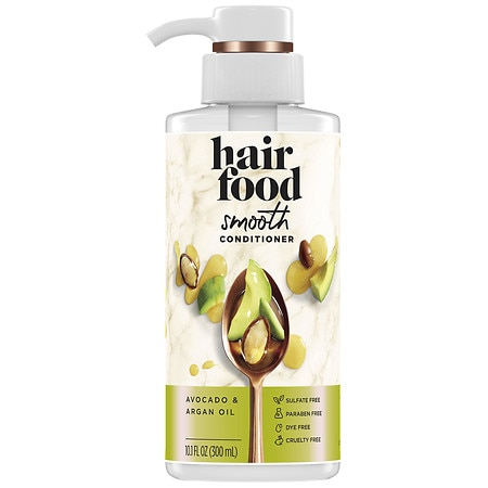 Hair Food Avocado & Argan Oil Smoothing Conditioner - 10.1 fl oz