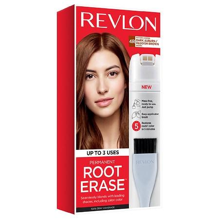 Revlon Root Erase Hair Color, Root Touch Up - 3.2 fl oz