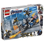 LEGO Systems Super Heroes Captain America: Outriders Attack 76123