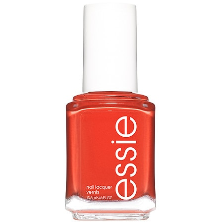 essie Nail Polish, rocky rose collection, burnt orange, yes, I ...