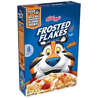 Deals on Kelloggs Cereal Frosted Flakes Cereal 13.5oz