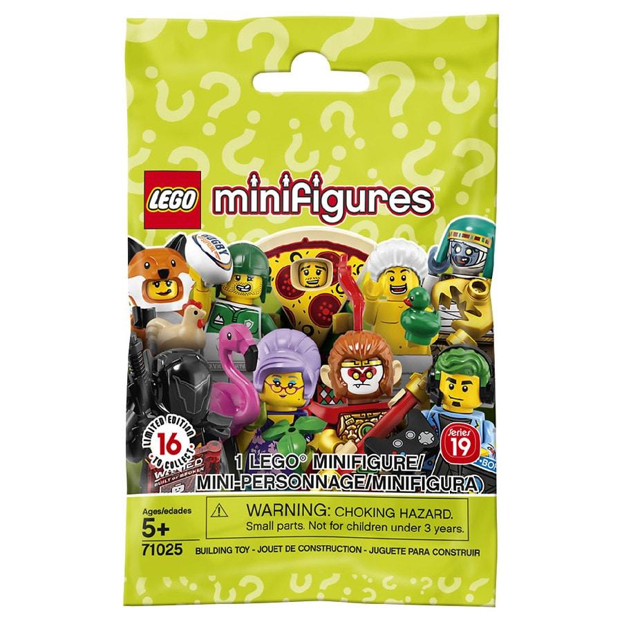 LEGO Black Minifig Utensil Hand Fan